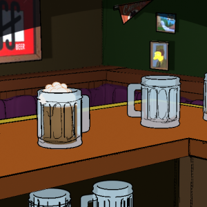 #BlenderRoyale - Numero 48 - Prompt: Simpsons