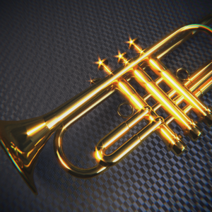 #BlenderRoyale - Numero 53 - Prompt: Musical Instrument