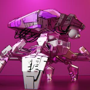 Pink Mech
