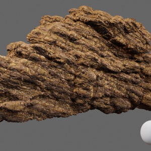 Procedural Rocks - Sverchok + Bforartists